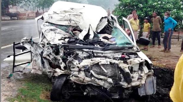 Road accident in pratapgarh UP, UP के प्रतापगढ़ में ट्रक और स्कार्पियो की भिड़ंत, 9 लोगों की मौत, CM ने दिए जांच के आदेश