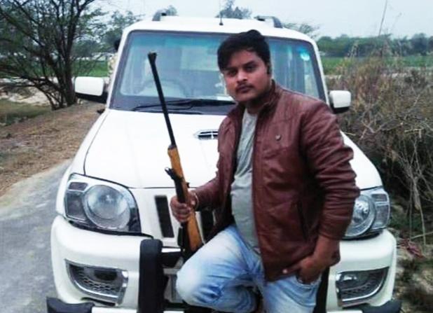 Amar Dubey right hand of Vikas Dubey killed encounter in Hamirpur ...
