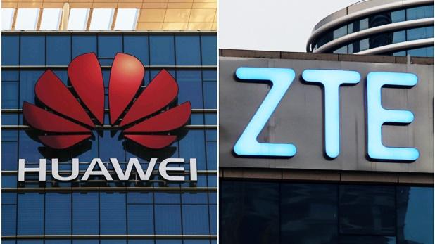 America banned classified, US ने China की कंपनी Huawei और ZTE को बताया देश के लिए खतरा, UK ने भी लिया एक्शन