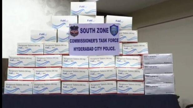 hyderabad police arrested 8 for black marketing of Remdesivir, हैदराबाद पुलिस ने कोरोना की दवा Remdesivir की ब्लैक मार्केटिंग का किया पर्दाफाश