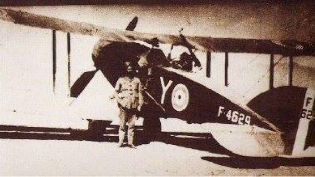indian fighter pilot dalip singh, 'आज भी लगता है IAF का हिस्सा हूं', पढ़ें-देश के सबसे पुराने और 100 साल के फाइटर पायलट की कहानी