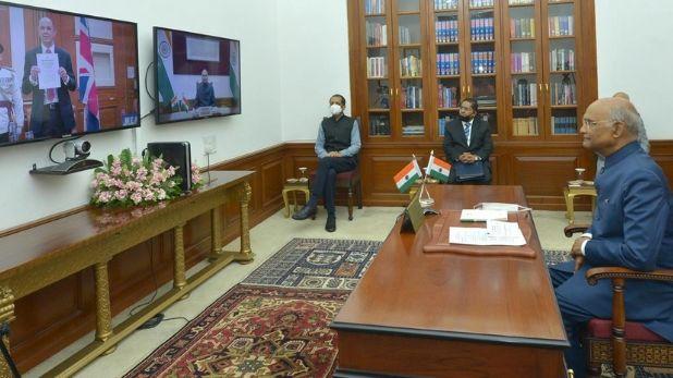 pm modi Chandrayaan 2 Landing, VIDEO: छात्र ने पूछा, राष्ट्रपति कैसे बनें? PM मोदी के जवाब पर हंस पड़े बच्चे