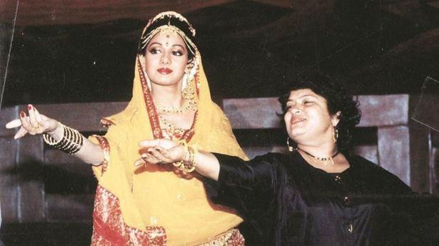 saroj choreograph more than 2000 songs, 3 साल की उम्र में फिल्मी डेब्यू, 13 में 43 साल के डांस मास्टर से शादी, पढ़ें- सरोज खान का सफरनामा