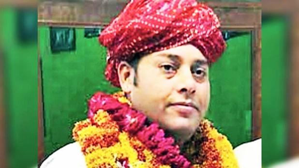Prashant Bairava told, राजस्थान के सियासी रण की मैन ऑफ द मैच हैं वसुंधरा राजे: कांग्रेस विधायक प्रंशात बैरवा