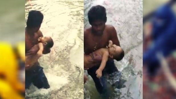 Trimurti Chawl collapsed, Mumbai Rain: मां और तीन बच्चियां पानी में बहे, दो शव बरामद, एक बच्ची जीवित बची, एक की तलाश