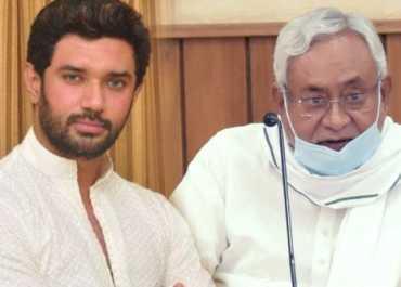 Bihar Election 2020: हमारी सरकार आई, तो नीतीश कुमार सलाखों के पीछे होंगे- चिराग पासवान