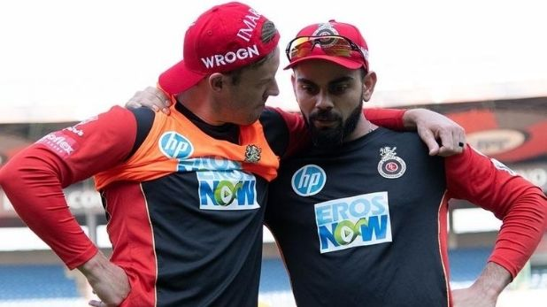 mohammed shami become 8th Bowler dismissing virat Kohli and De Villiers in the same over kings xi punjab vs royal challengers bangalore rcb vs kxip