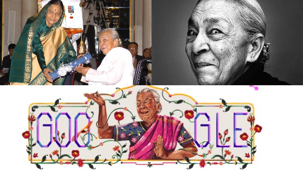 Google remembers iconic Indian Actress Zohra Sehgal