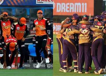 IPL 2020 KKR vs SRH: खराब बैटिंग से परेशान दोनों टीमें, ये हो सकती है आज की Playing XI