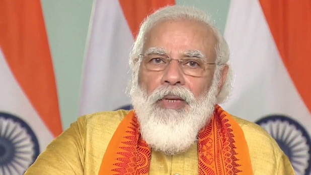PM Modi on Agriculture Laws