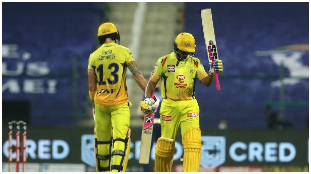 ipl 2020 chennai superkings vs sunrisers hyderabad ambati rayudu ms dhoni indian premier league