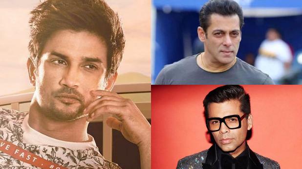 Shushant case Court orders 8 celebrities including Salman khan Aditya  Chopra and Karan Johar to appear