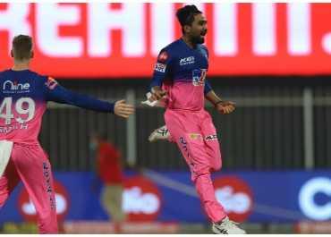 IPL 2020: 'गीले तौलिए' से प्रैक्टिस ने राजस्थान के इस खिलाड़ी को दिलाई UAE में सफलता