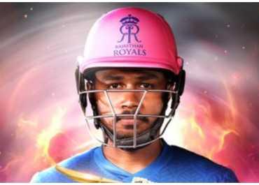 IPL 2020: राजस्थान रॉयल्स के ड्रेसिंग रूम की 'पिक्चर' में देखिए संजू सैमसन की जीत वाली 'पगड़ी'