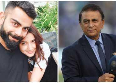 IPL 2020: विराट पर विवादित बयान के बाद अनुष्का शर्मा ने सुनील गावस्कर को घेरा