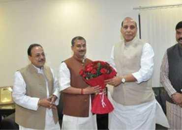 चैलेंज को चैलेंज करता है बिहार, नियमों के साथ होगा चुनाव प्रचार: BJP सांसद