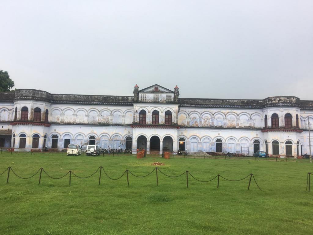 Boby deol Aashram palace