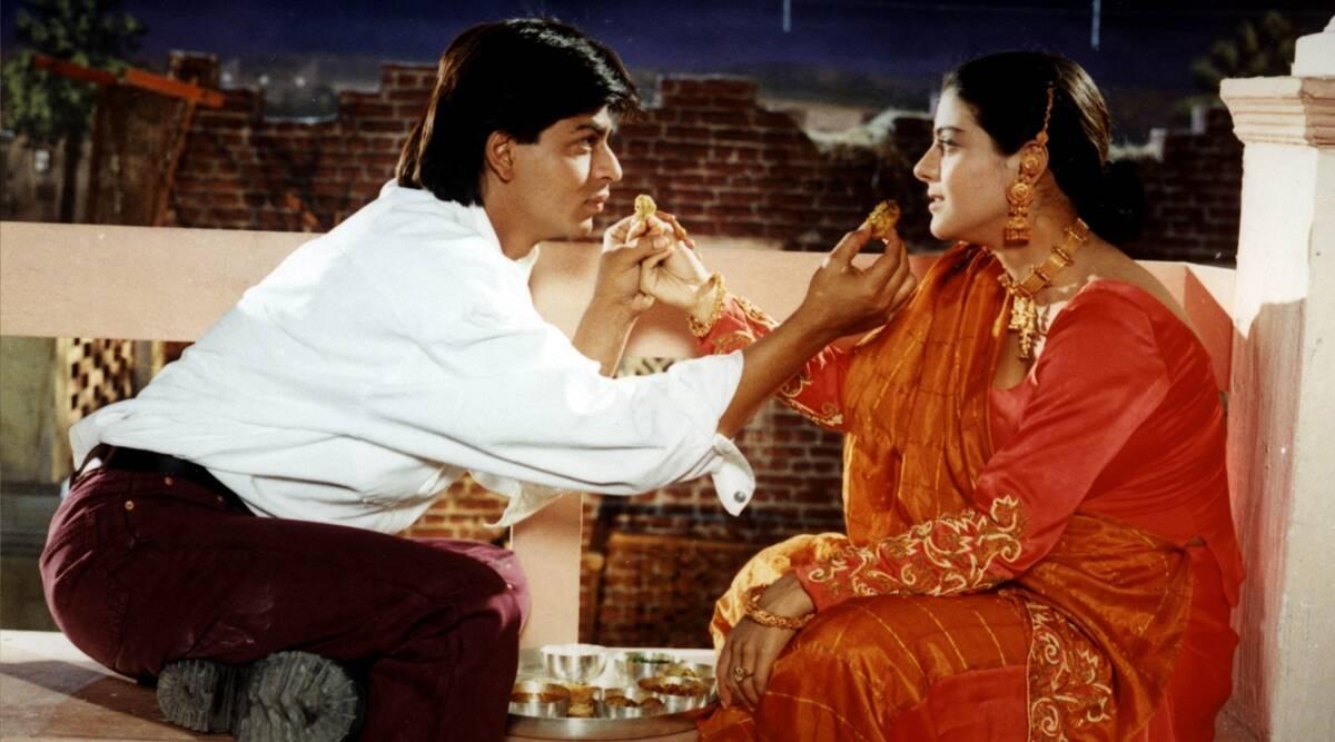 शाहरुख खान और काजोल