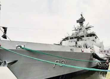 नौसेना के बेड़े में शामिल हुआ INS कवरात्ती, जानें 'मेड इन इंडिया' जंगी जहाज की खासियतें