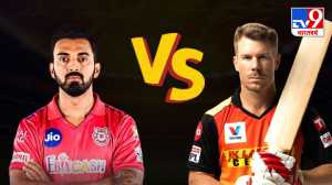 tv9 bharatvarsh poll on today match between kings xi punjab vs sunrisers hyderabad ipl 2020 kl rahul david warner