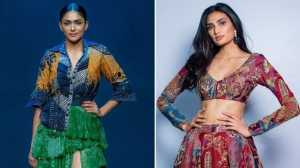 Lakme Fashion Week, LFW 2020, Athiya Shetty, Mrunal Thakur