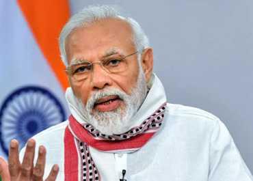 प्रधानमंत्री नरेंद्र मोदी आज शाम 6 बजे करेंगे देश को संबोधित, ट्वीट कर दी जानकारी