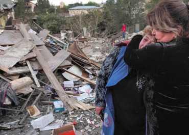 आर्मेनिया-अजरबैजान युद्ध: 23 दिन से धरती का एक हिस्सा बना आग का गोला, War Zone में पहुंचा TV9