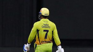 ms dhoni csk captain chennai superkings ipl 2020