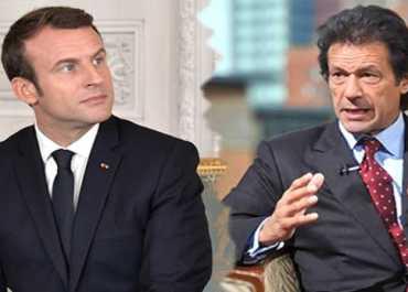 फ्रांस कार्टून विवाद: देश में ध्रुवीकरण और रंगभेद को बढ़ावा दे रहे राष्ट्रपति मैक्रों, इमरान खान का हमला