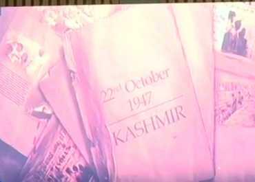 कश्मीर पर 'पहले हमले' के 73 साल, LG सिन्हा बोले- पाकिस्तान का नकाब उतारने का वक्त आया