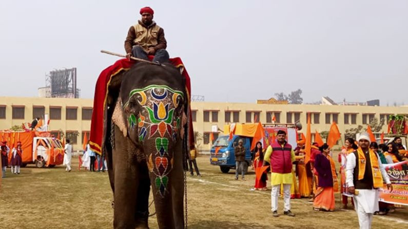 Shobha Yatra 1