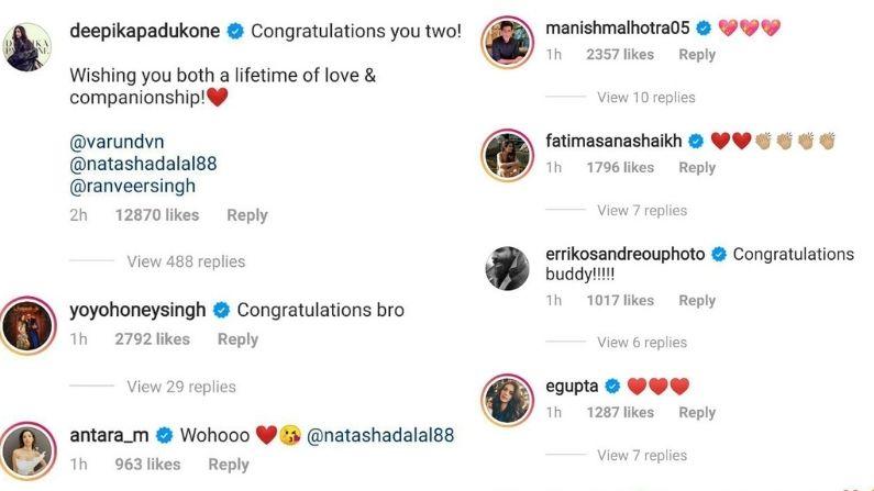 Varun Dhawan And Natasha Cutest Wish Final 1244