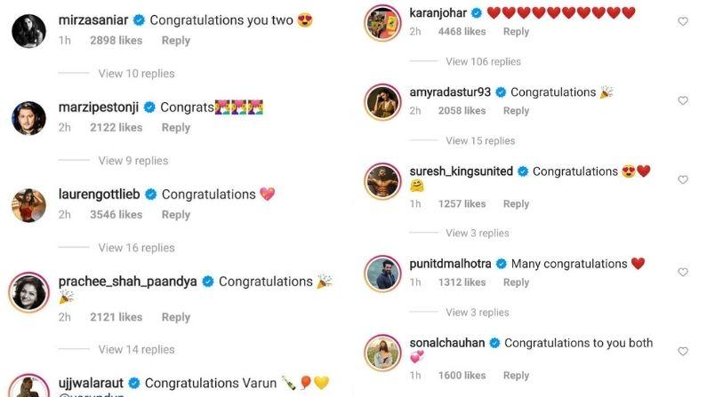 Varun Dhawan And Natasha Cutest Wish Final