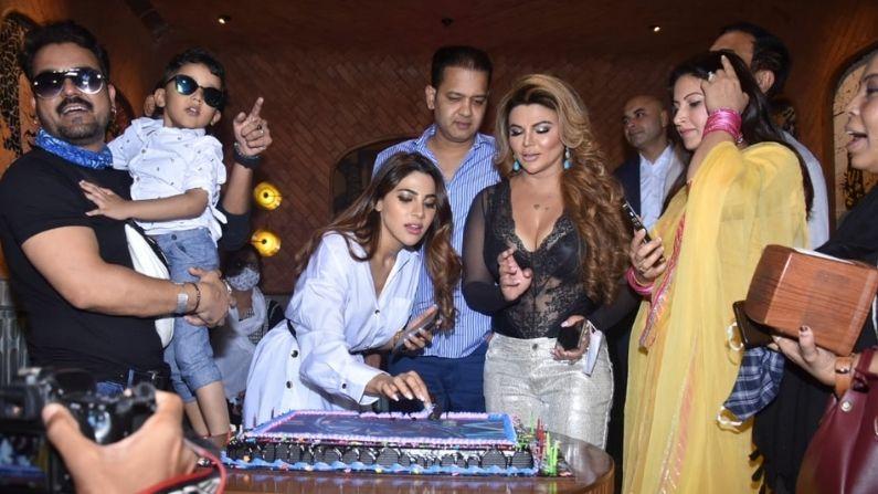 Rakhi Sawant Party Photos