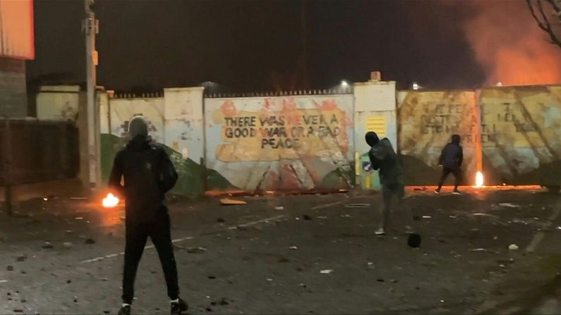 Northern Ireland Protest (3)