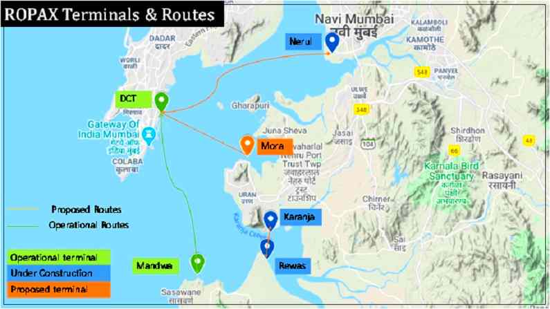 Ropax Routes (1)