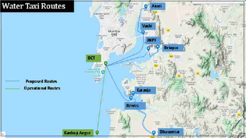 Water Taxi Routes (1)