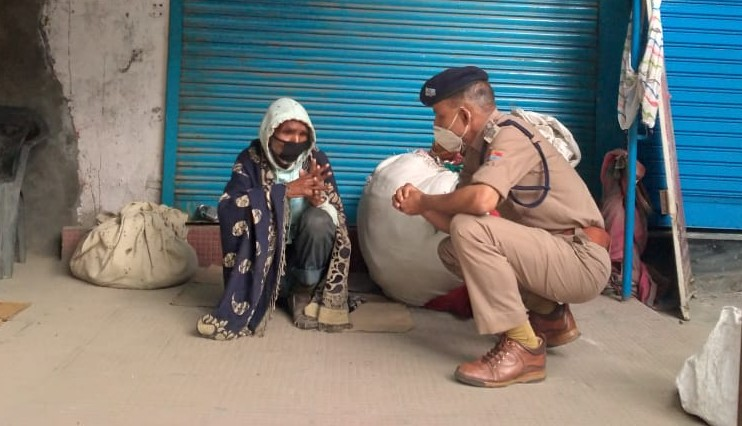Uttarakhand Police Corona Warriors 2