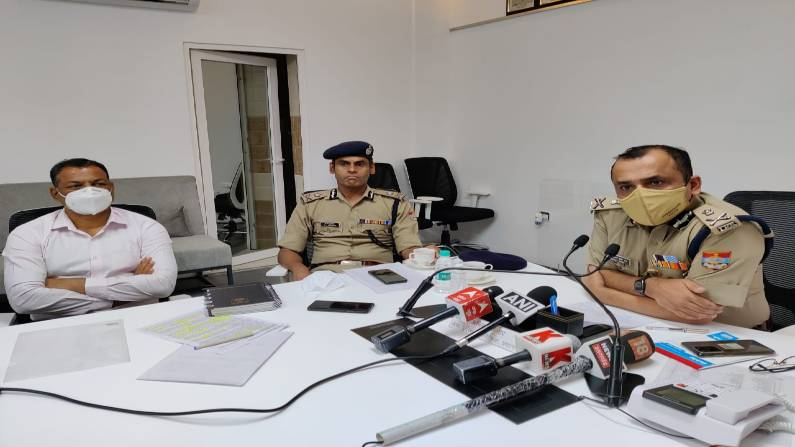 Uttarakhand Police Abhinav Kumar
