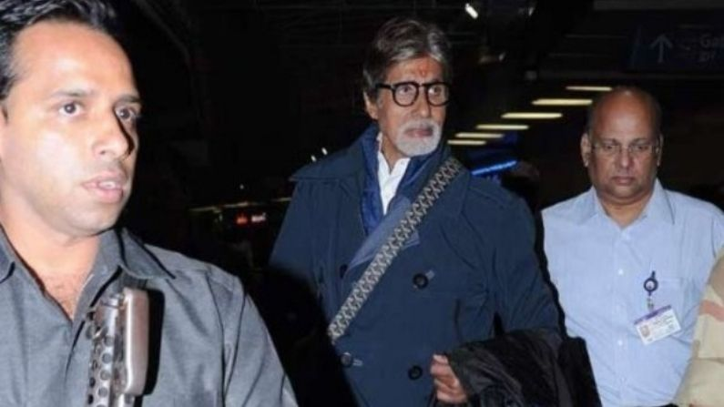 Amitabh Bachchan Jitendra Shinde