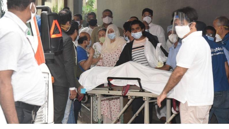 Dilip Kumar Body Hospital 1