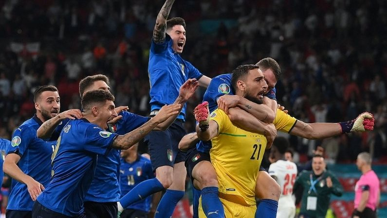Italy Vs England Euro 2020 Final (afp) (3)
